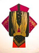 Mask Series: Cardinal