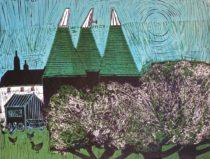 Kentish Oast Houses (No.4)