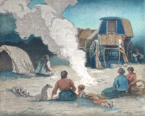 The Gypsies' Camp
