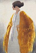 The Venetian Shawl
