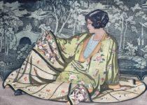 The Mandarin Gown