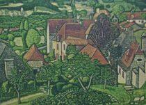 The Hamlet of St. Julien (near Domme) Dordogne